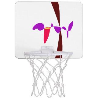 Es gibt nichts dort mini basketball ring