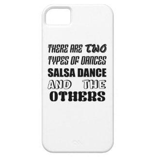 Es gibt zwei Arten Tanz-Salsa Tanz und othe Hülle Fürs iPhone 5