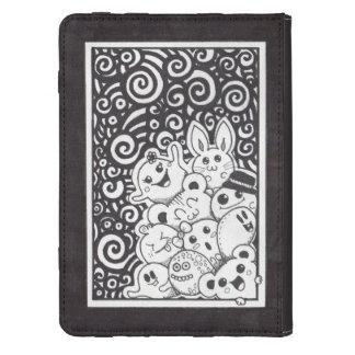 Es gründet Kindle Doodle Art Kindle Touch Hülle