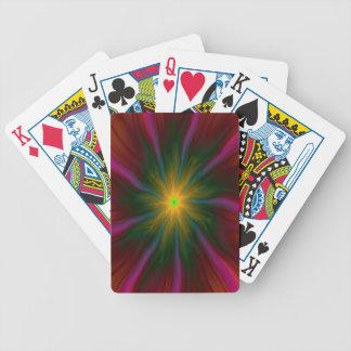 Es hat neun! Spielkarten