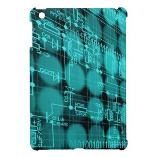 ES High-Teches Rechnerschaltungbrett des Hülle Für iPad Mini