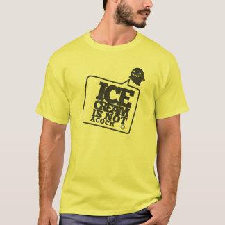 ES hisst CREAM T-Shirt