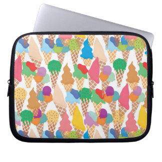 Es hisst creams laptop sleeve