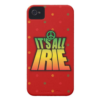 Es ist alles Irie iPhone 4 Case-Mate Hülle