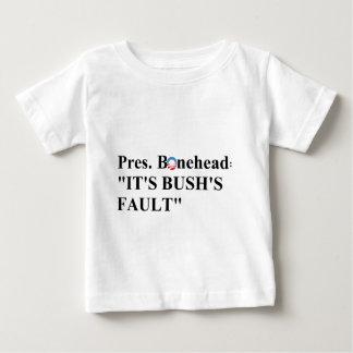 Es ist Bushs Störung Baby T-shirt