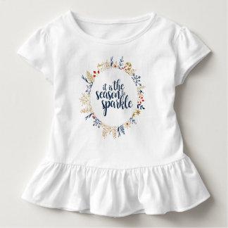 Es ist die Jahreszeit, zum zu funkeln - Kleinkind T-shirt