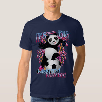 Es ist die Leidenschaft! Shirts