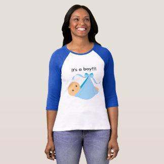Es ist ein Junge!! T-Shirt