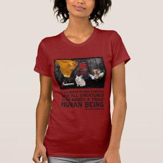 Es ist ein Mensch-Beileid… T-Shirt
