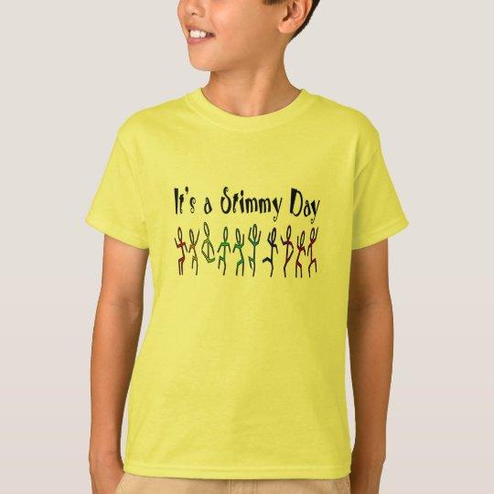 Es ist ein Stimmy Tag T-Shirt