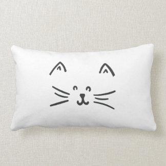 Es ist eine Katze! Lendenkissen