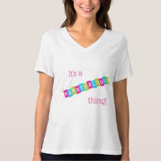 Es ist eine Nannypalooza Sache! T-Stück T-Shirt
