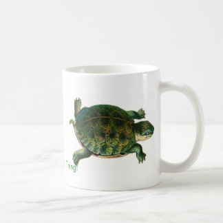 Es ist eine Schildkröte-Sache Kaffeetasse