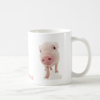 Es ist eine Schwein-Sache Kaffeetasse