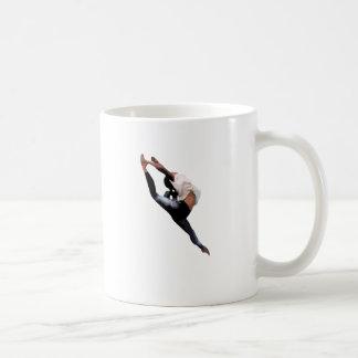 Es ist eine Tänzersache Kaffeetasse