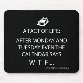 Es ist eine Tatsache Mousepad