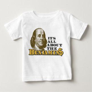 Es ist ganz über das Benjamins Baby T-shirt