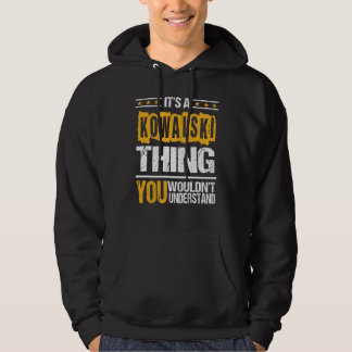 Es ist gut, KOWALSKI T-Shirt zu sein