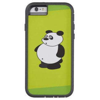 Es ist hart, ein Panda zu sein Tough Xtreme iPhone 6 Hülle