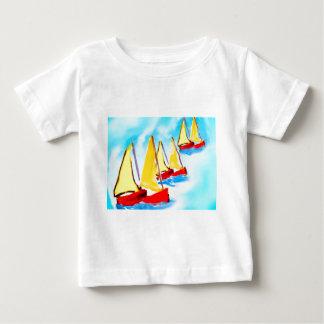 Es ist immer gut, sich an eine Bootsreise zu Baby T-shirt