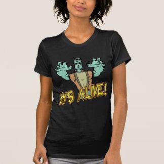 Es ist lebendiges Frankenstein T-Shirt