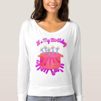 Es ist mein B-Tägiges T-shirt