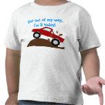 Es ist mein Geburtstags-Monster-LKW T-Shirts