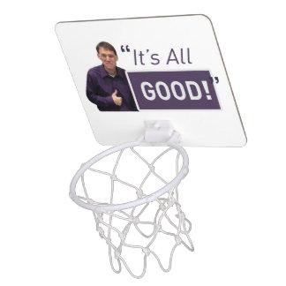 Es ist - Minibasketball-Ziel alles gute Mini Basketball Ringe
