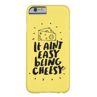 Es ist nicht einfaches Sein käsig Barely There iPhone 6 Hülle