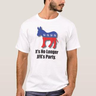 Es ist nicht mehr Partei JFKS T-Shirt