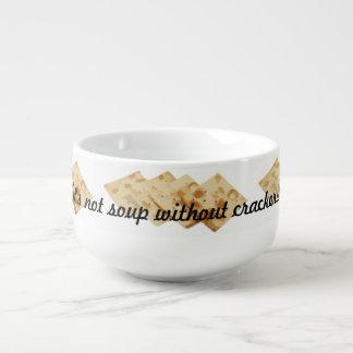 Es ist nicht Suppe… Große Suppentasse