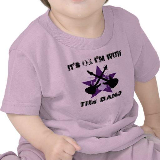 Es ist O.K., das ich mit DEM BAND bin T Shirts