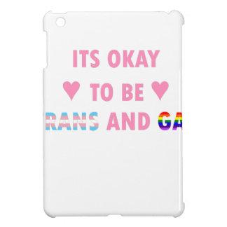 Es ist okay, Transport und Homosexuelles (v1) zu iPad Mini Hülle