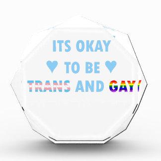 Es ist okay, Transport und Homosexuelles (v2) zu Auszeichnung