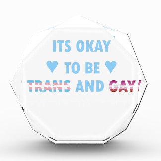 Es ist okay, Transport und Homosexuelles (v3) zu Auszeichnung