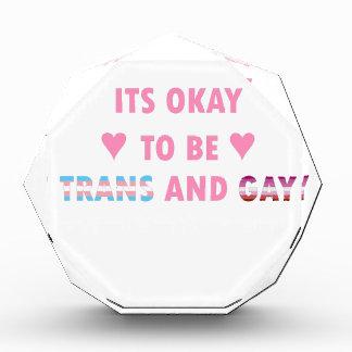 Es ist okay, Transport und Homosexuelles (v4) zu Auszeichnung
