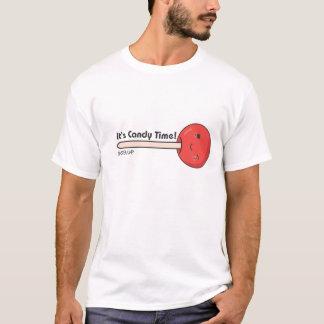 Es ist Süßigkeits-Zeit! #1 T-Shirt