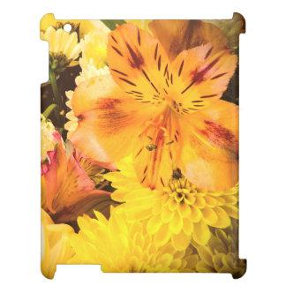 Es ist von den Blumen voll iPad Hülle