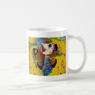 Es ist Zeit zu fliegen - entwarf zu inspirieren Kaffeetasse