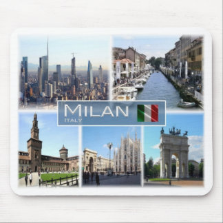 ES Italien - Lombardei - Mailand - Mousepad