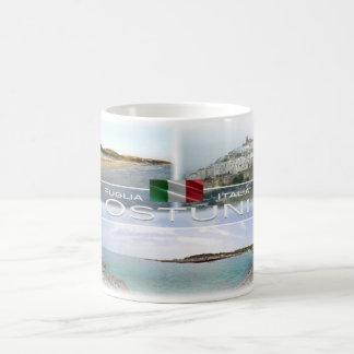 ES Italien - Puglia - Ostuni - Kaffeetasse