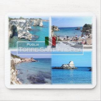 ES Italien - Puglia - Torre Sant Andrea - Mousepad