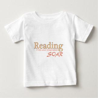 … Es lesend, lässt Ihre Fantasie ansteigen Baby T-shirt