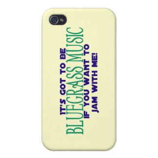 Es muss Bluegrass-Musik sein iPhone 4/4S Hülle