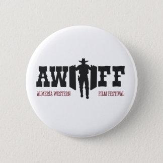 Es plattiert/Sheet AWFF Runder Button 5,7 Cm