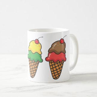 Es zerteilt hisst Cream Kaffeetasse