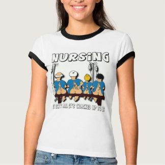 Es zu pflegen ist nicht alles, das es oben T-Shirt