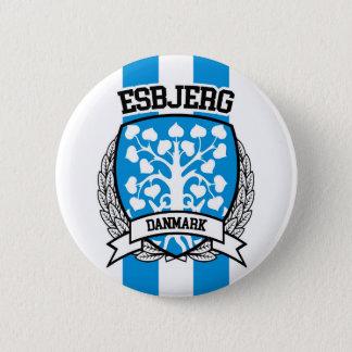 Esbjerg Runder Button 5,7 Cm