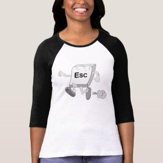 ESC-DamenRaglan T-Shirt