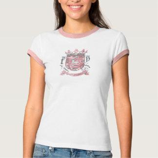 Escudo Urbano (Rosa) T-Shirt